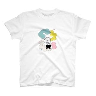 夢の国のクー T-shirts