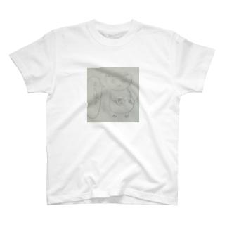 この旅はどうもネコ  T-shirts