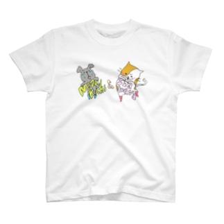 いじわるイザベラ&弱虫ねずきち T-shirts