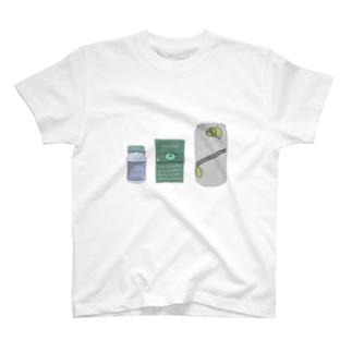 3点セット T-shirts