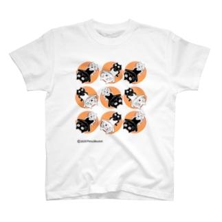 ネコ兄弟 tXTC_68 T-shirts