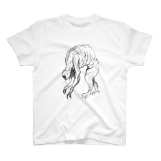 夢で見たやつ T-shirts