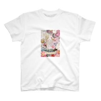 今日は新しいわたしのbirthday♡ T-shirts