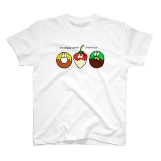 チョコフォンデュ/モンスター T-shirts