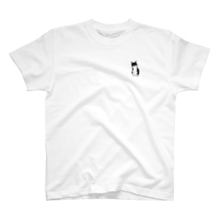 CUROGNACの100nyans031.moanacat(mono) T-shirts