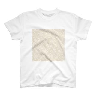 集合もろりねこ(砂カラー) T-shirts