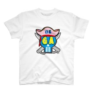 12月NEW「海賊」 T-shirts