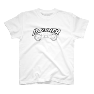 岡安新都市交通 DAISHER T-shirts