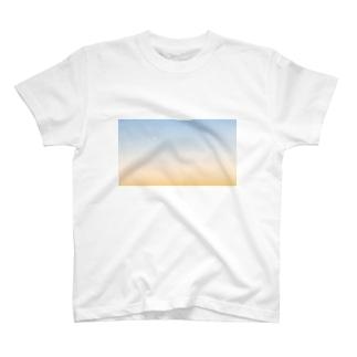 夕暮れ T-Shirt