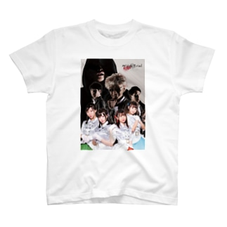 『Witch Trial 卒業ライブ殺人事件』キービジュアル T-shirts