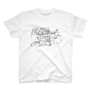 弟の描いた絵 T-shirts