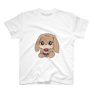将軍のウサギ「昭恵ちゃん」 T-shirts