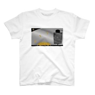 AngeThirdのバレットターゲット【弾丸】 T-shirts