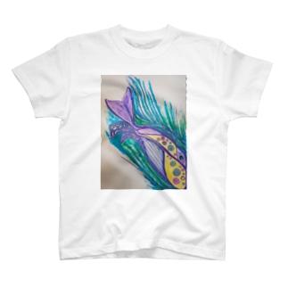 クジラ🐳くじら T-shirts