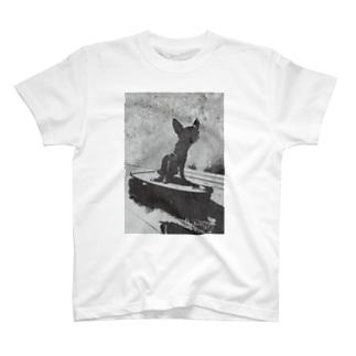 スケボーパピコさん T-shirts