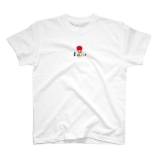 オリジナリティで自由こそがCARLOTTA T-shirts