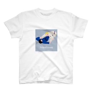 BJJ Tripod sweep T-shirts