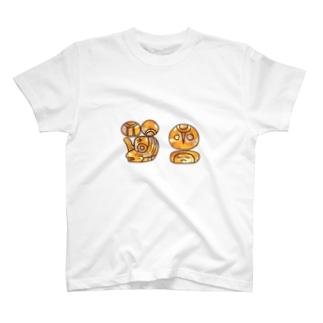 マヤ文字Tシャツ T-shirts