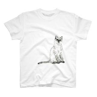 シャムネコ T-shirts