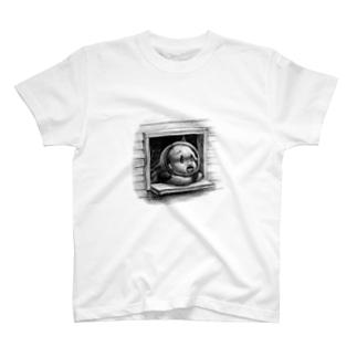 ヤノベケンジ《トらやんの大冒険》(流れ星?) T-shirts
