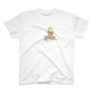 カエル王子 T-shirts