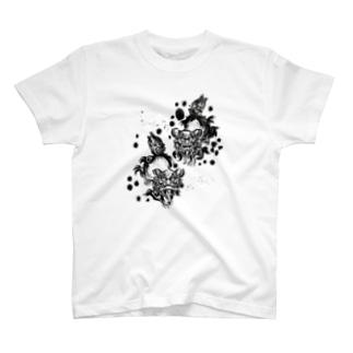 シーサー T-Shirt