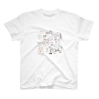 世界政府 T-shirts