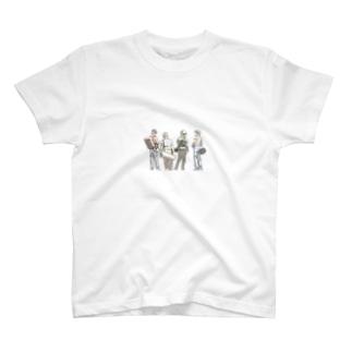 すたんどばいみー T-shirts