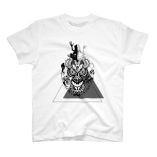 カエルの一生Tシャツ T-shirts