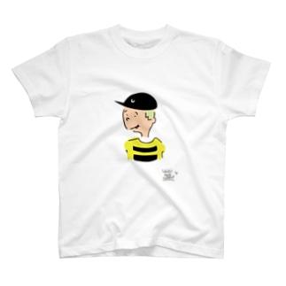 KATSUOKUN T-shirts