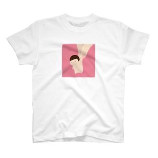 おつまみシリーズ「おつまみかみし」 T-shirts