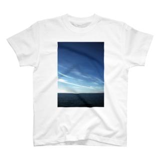 お空きれい T-shirts