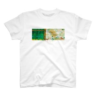 461T @sakurafujioka T-shirts