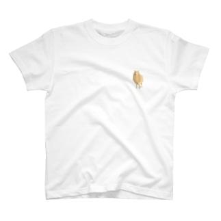 ちいさなひつじ ワンポイント T-shirts
