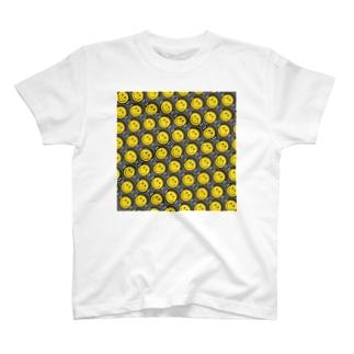 Sk8ersLoungeのnicetimeドット② T-shirts