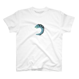 ウツボのワッペン T-shirts