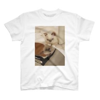 鏡のもなか T-shirts