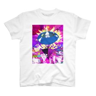ジャスティスボーイ真2 第7話 T-shirts