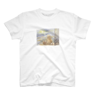 お月見 T-shirts