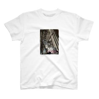 3Fの足場tee T-shirts