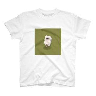 おっぱアイス T-shirts