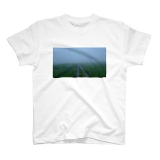 野薊 T-shirts