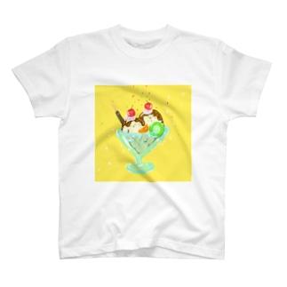 パルフェ T-shirts