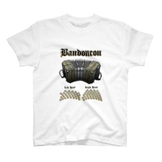 Bandoneon T-shirts