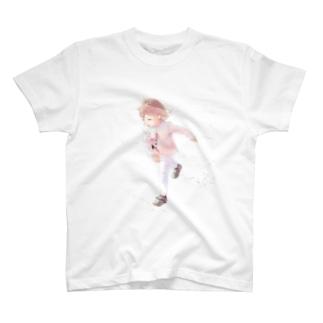 Stasia passage clouté T-shirts