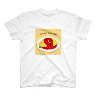 おいしい川下り T-shirts