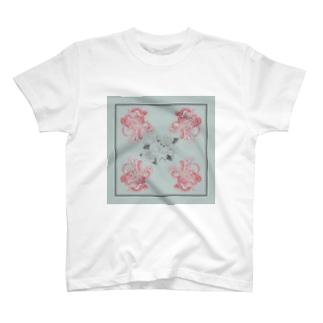 蛸と薔薇二夜 T-shirts