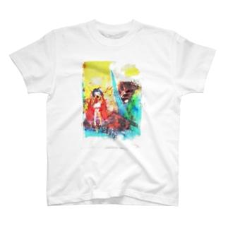 最終兵器ポエム T-shirts