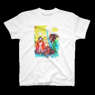 白昼社制作部の最終兵器ポエム T-shirts
