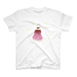 メロンパンが苦手な女神さま T-shirts